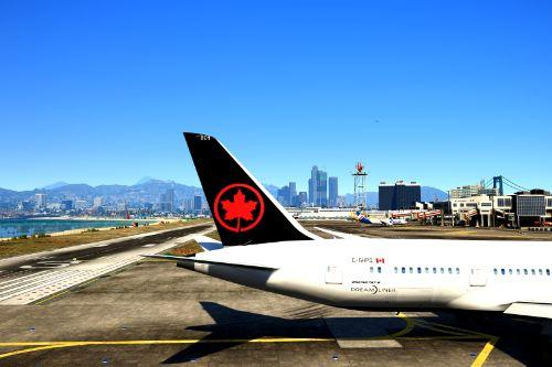Air Canada New Livery Pack