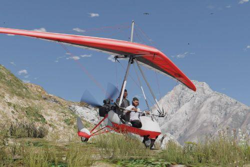 Air Creation 582SL Motorglider [Add-On]