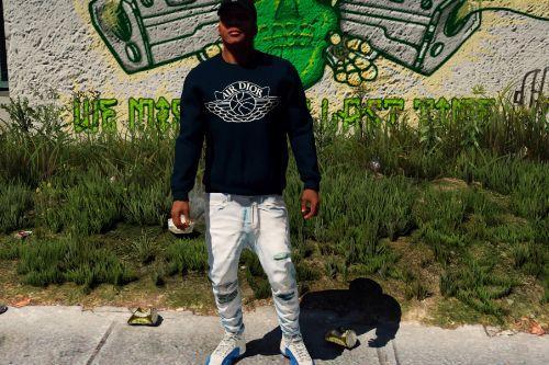Air Dior Sweatshirts