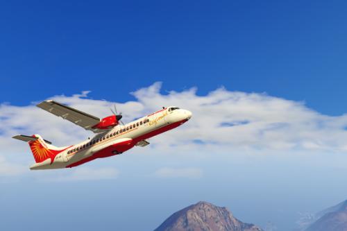 Air India: ATR 72-500 (Livery)