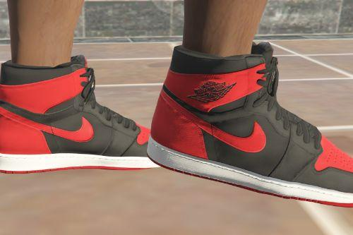 Air Jordan 1 Bred/Banned