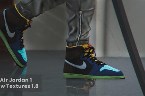 Air Jordan 1 New Textures