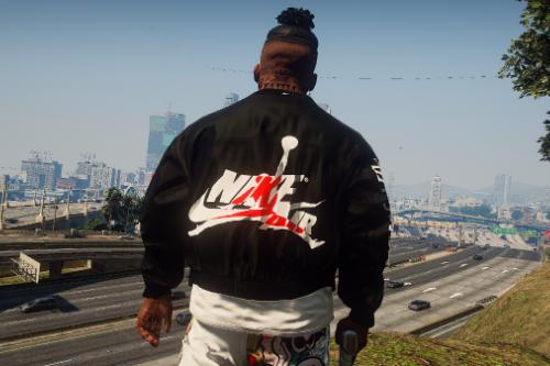 AIR JORDAN Bomber Jacket