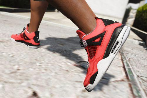 Air Jordan IV (for Franklin) [Add-On]