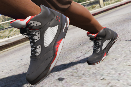 Air Jordan V (for Franklin) [Add-On]
