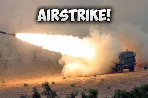 A68f32 airstrike