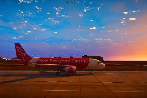 Airasia livery (A320-200 and A320neo)