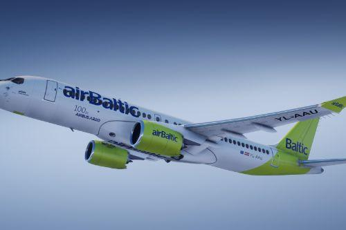 Airbus A220-300 | Livery Pack