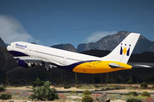 Airbus A300-600R/-B2/-B4 [Add-on I Tuning I Fivem I Liveries]