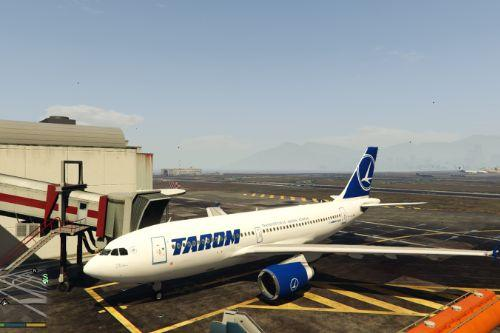 """Airbus A310-300 """"TAROM"""" Livery"""