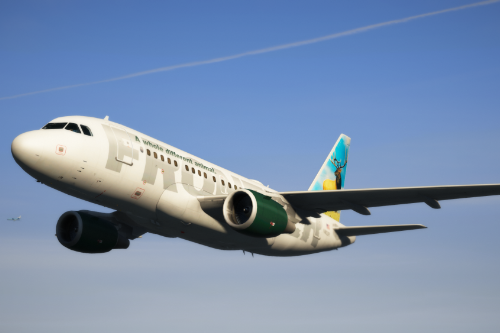 Airbus A318-111 [Add-on I Liveries]