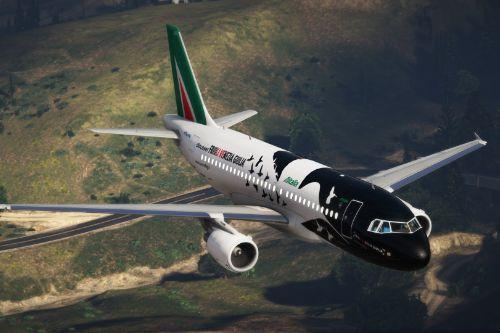Airbus A319-111 Livery Pack 2