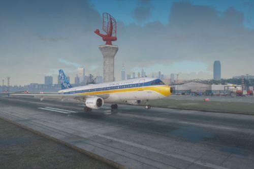 Airbus A320-200 Retro Livery Pack