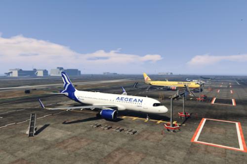 Airbus A320-211/A320-211SL/A320neo European Livery Mega Pack