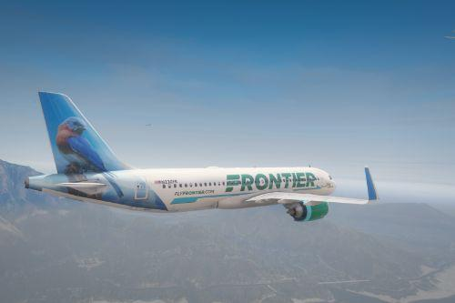 Airbus A320-211 & A320neo Livery Pack