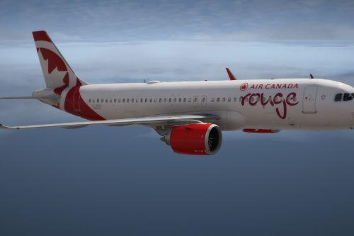 Airbus A320-211 [SL-NEO] Livery Pack 2