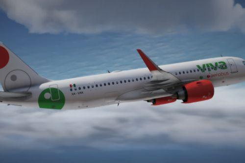 Airbus A320neo & A320-211 Livery Pack