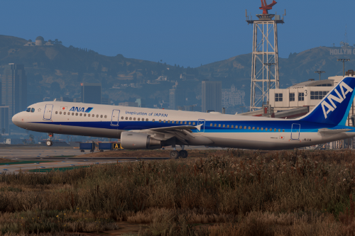Airbus A321-211 [Add-on I Liveries]