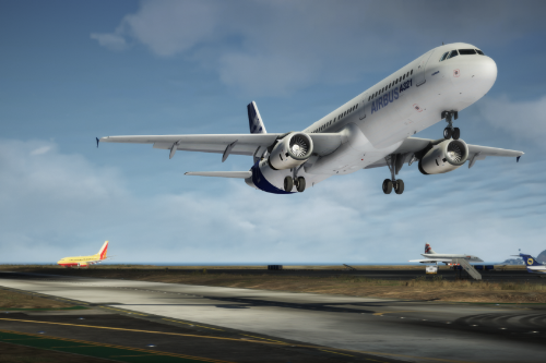 Airbus A321-231 [Add-on I Liveries]