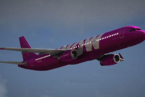 Airbus A321-231 Livery Pack