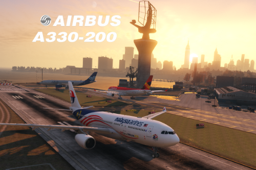 Airbus A330-200 RR Trent 700 Livery Pack