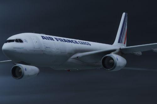 Airbus A330-200P2F [Add-On | Liveries]