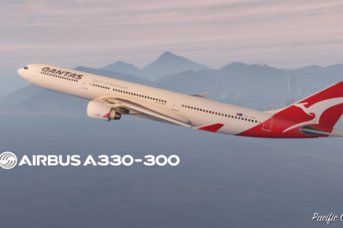 Airbus A330-300 Livery Pack