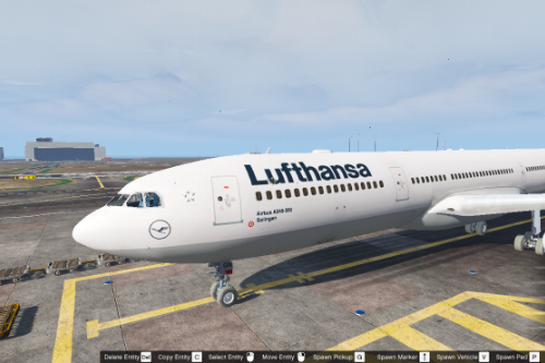 Airbus A340-300 Livery Pack 1 (Lufthansa, Virgin Atlantic, Air China, China Eastern, TAP Portugal, Swiss, LAN)