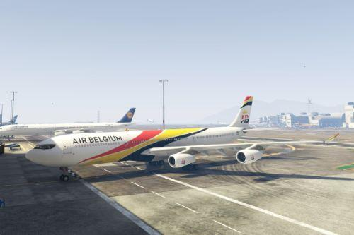 Airbus A340-300 Mini Livery Pack