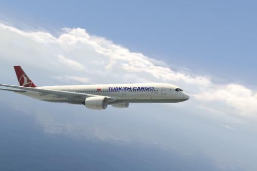 Airbus A350-900XWB Turkish Cargo Livery