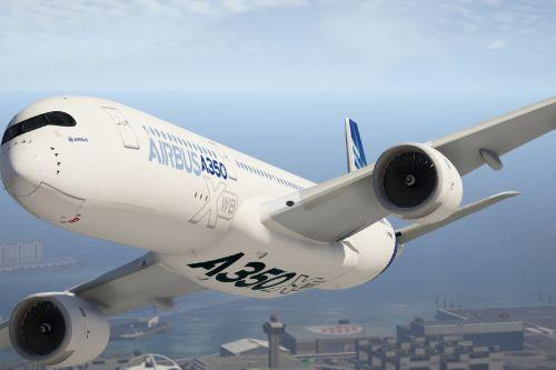 Airbus A350-900XWB [Add-On]