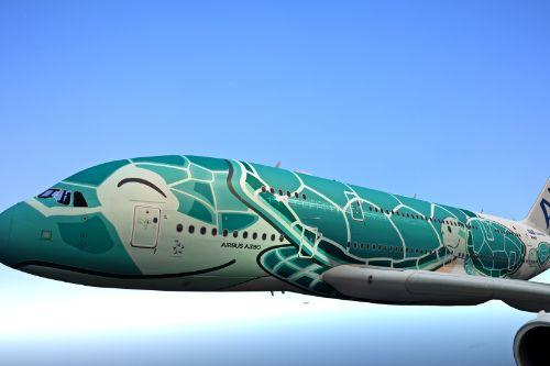 Airbus A380 Livery Pack