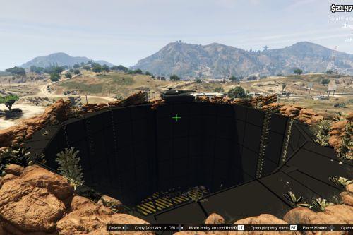 AIRWOLF Secret Base