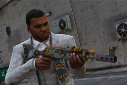 AK-47 Biohazard