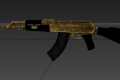 AK-47 Infinit