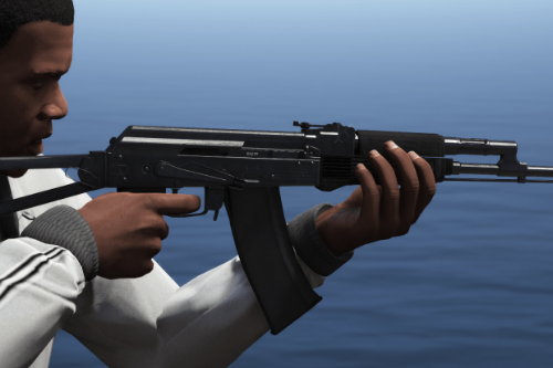 AK-74M [Animated]