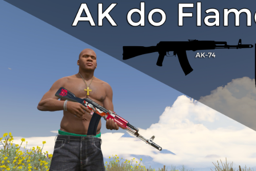 AK do Flamengo