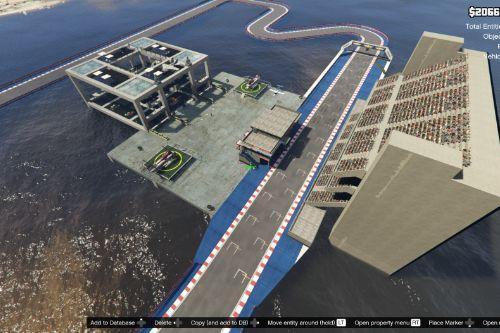 Alamo SuperCar Dealer + Private Racetrack