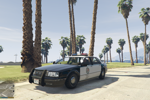 Albany Primo LSPD [Replace]