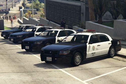 Albany Washington Police Cruiser Pack [Add-On | Sounds]