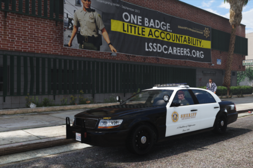 Albany Washington LSPD+LSSD Police Cruiser Pack [Add-On | Sounds]