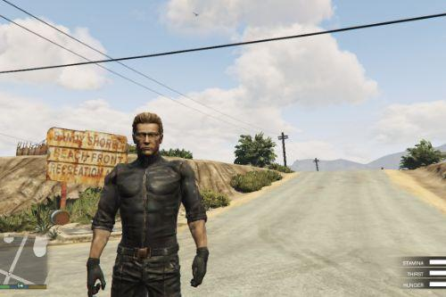 Albert Wesker [Add-On Ped]