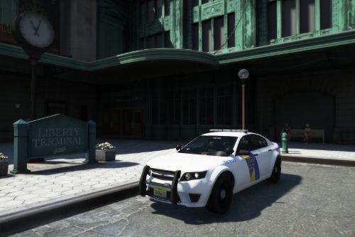 Alderney State Police Pack [Addon]
