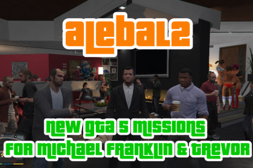 alebal2 missions pack [Build a Mission]