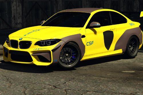 BMW M2 Alex Choi (Livery)