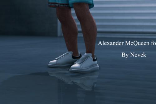Alexander Mcqueen For MP