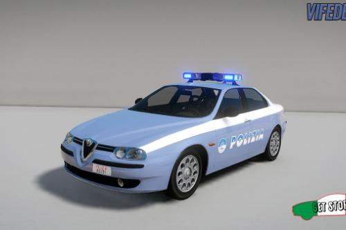 Alfa Romeo 156 Polizia di Stato [ELS] [REPLACE]