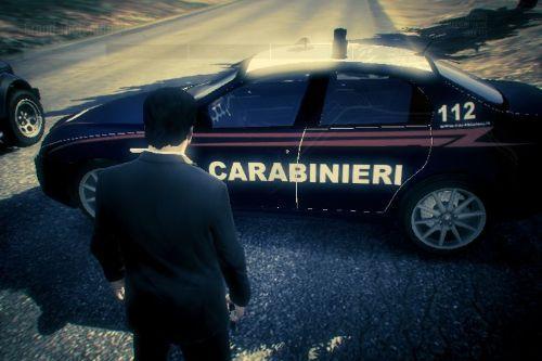 Alfa Romeo 159 Carabinieri Italiani