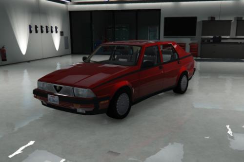 Alfa Romeo 75 V6 [Add-On]