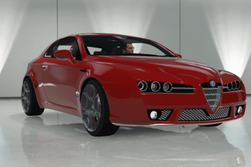 Alfa Romeo Brera Stock [Add-On / Replace]